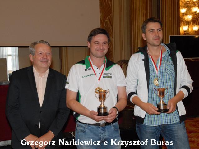 Cavendish a Coppie: vincitori e premi