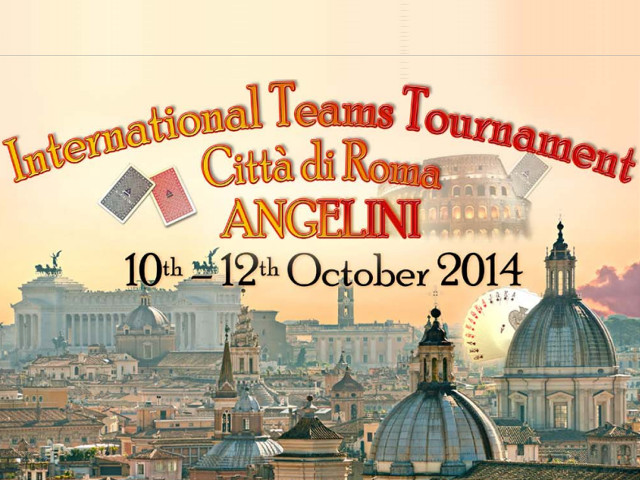 International Teams Tournament Città di Roma – Angelini