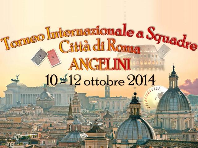 Torneo Internazionale a Squadre Città di Roma: La vittoria a SPASSOFOOD