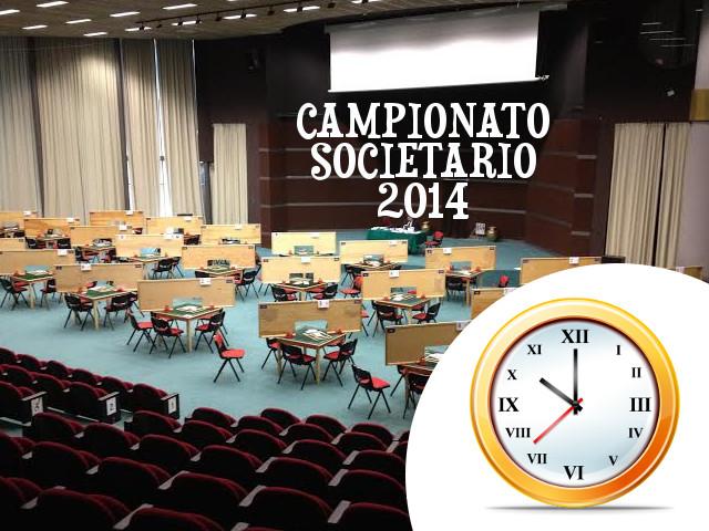 Campionato Societario a Squadre 2014 – Fase finale: orari BBO