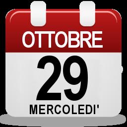 29 Ottobre 2014