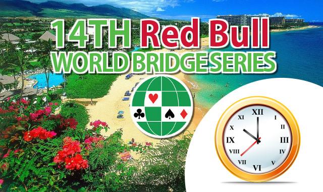 World Bridge Series Orari orari_art