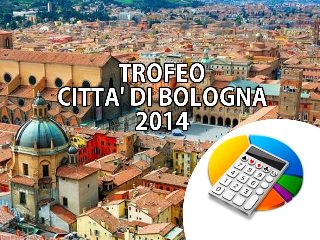 Trofeo Città di Bologna 2014: Risultati