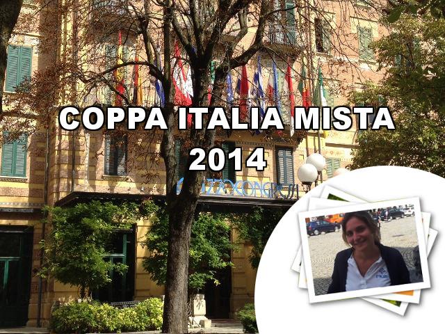 Galleria fotografica Coppa Italia Mista 2014