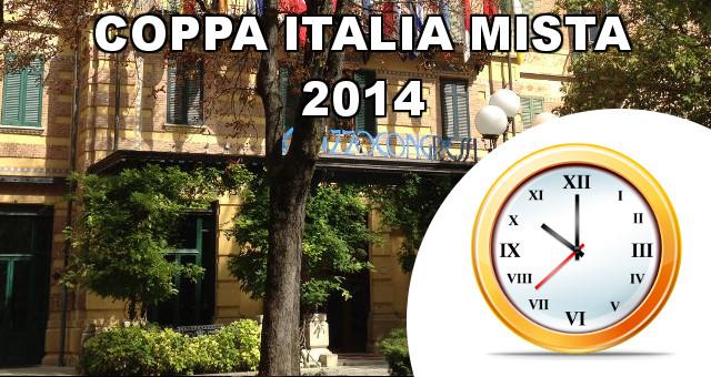 Coppa Italia Mista 2014