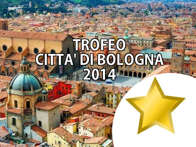 Trofeo Città di Bologna 2014 a Squadre: i vincitori