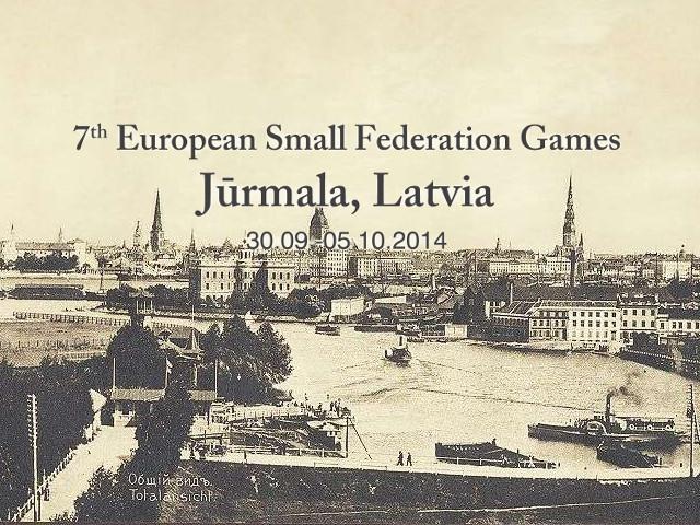 Giochi Europei delle piccole Federazioni