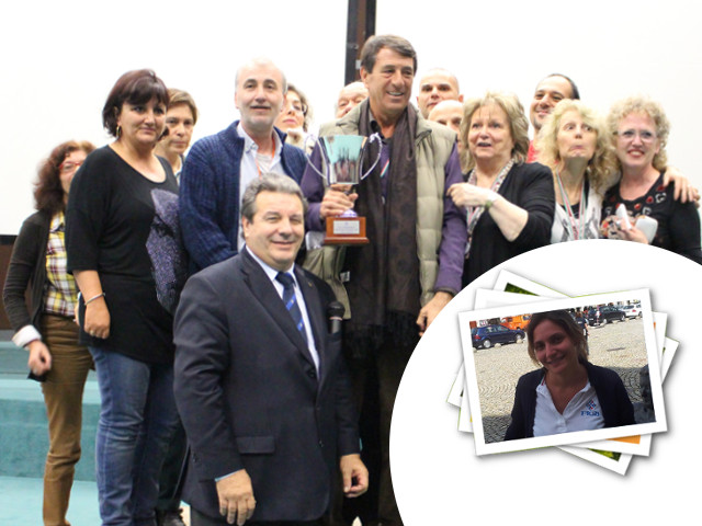 Campionati Allievi e Trofeo 3a categoria a Squadre Miste/Signore: Galleria fotografica della Premiazione