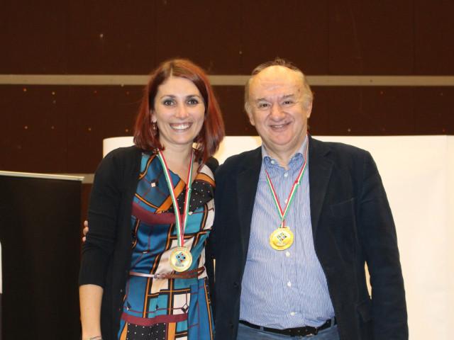 Campionati Italiani a Coppie Miste: oro a Elena Ruscalla e Aldo Mina