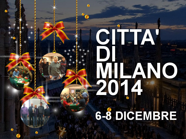 Torneo Internazionale Città di Milano 2014