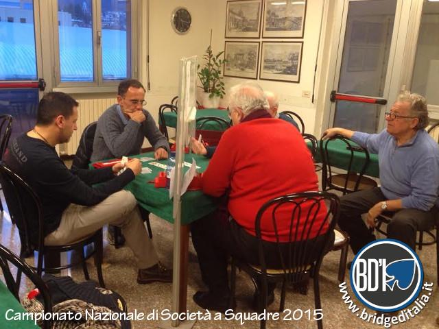 Campionato Societario 2015 a Bergamo