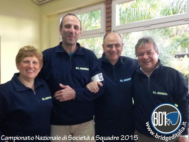 Campionato Societario a Squadre 2015