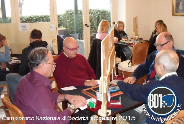 Campionato Societario 2015 a Napoli