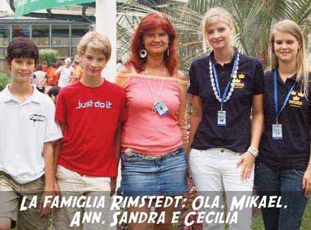 Rimstedt Family