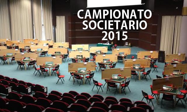 Campionato Societario 2015