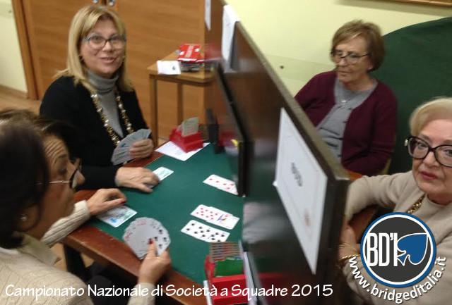Campionato Societario 2015 a Reggio Calabria