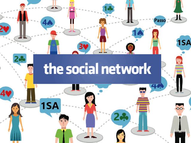 The Social Network: il board 5 del simultaneo di ieri sera