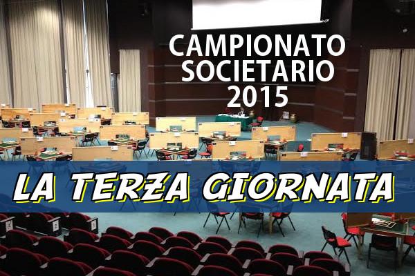 Societario a Squadre 2015: la terza giornata