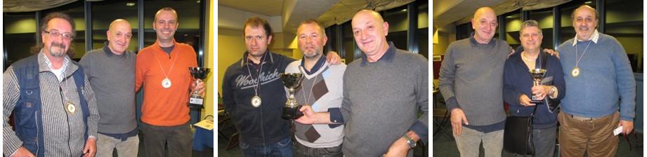 Campionato Regionale a Coppie Open - Toscana - 2015
