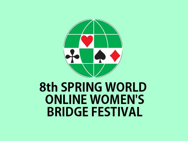 VIII Festival mondiale del Bridge Femminile Online di Primavera