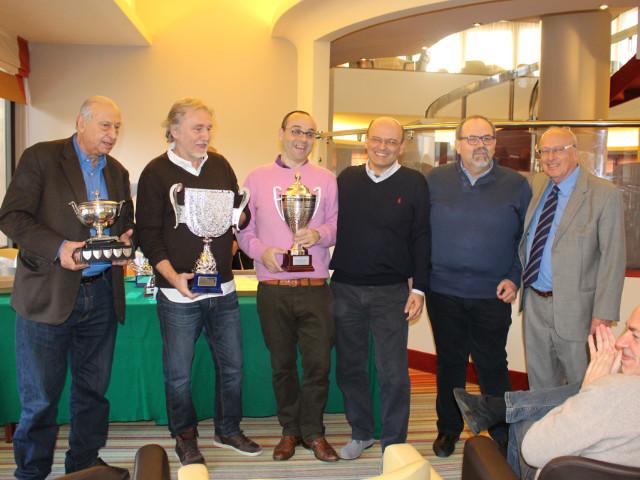 Festival di Montegrotto 2015 – Torneo Internazionale a Squadre: i vincitori