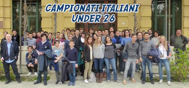 Campionati Under 26