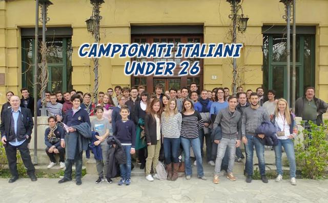 Salsomaggiore 2015 – Campionati Italiani Under 26