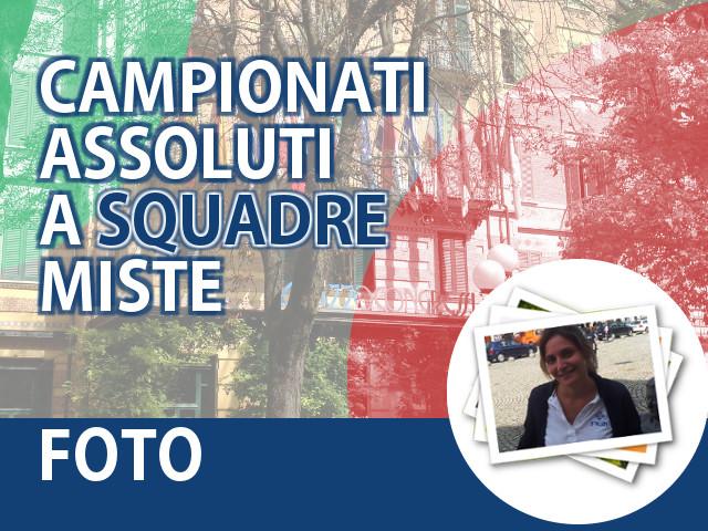 Campionati a Squadre Miste 2015: galleria fotografica