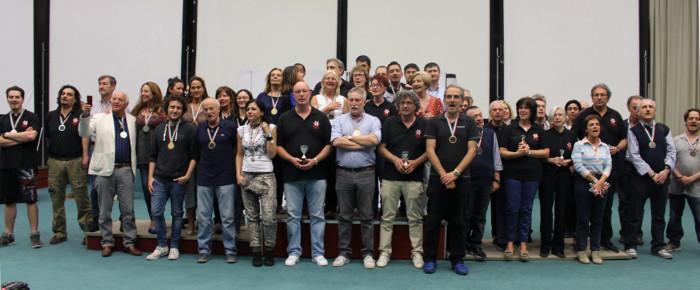 Campionati Allievi/Trofeo 3a – 4a categoria  a Squadre: i vincitori