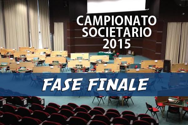 Campionato di Società a Squadre 2015: concluse le semifinali