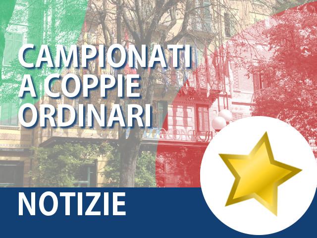 Campionato a Coppie Ordinari