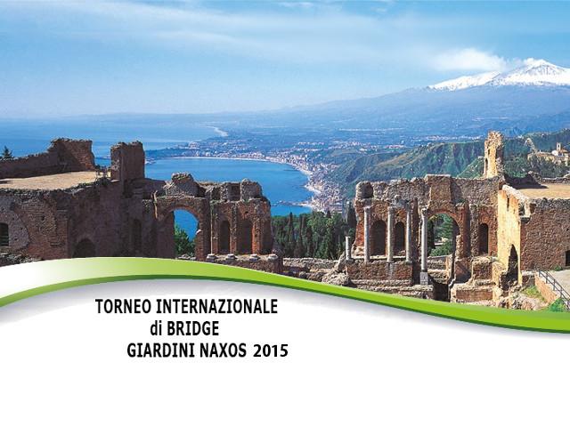 """Torneo Internazionale a Squadre """"Giardini Naxos"""""""