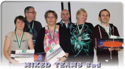 Mixed Teams European Open Teams Championships 2015 Tromso