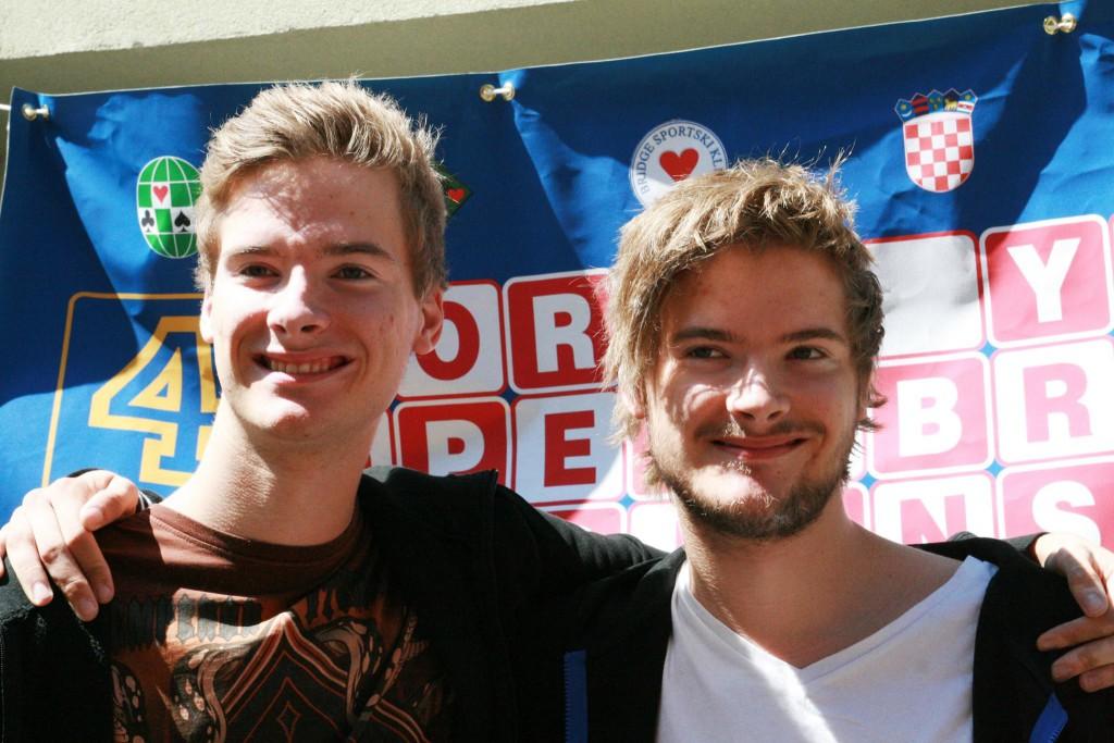 Ola e Mikael Rimstedt