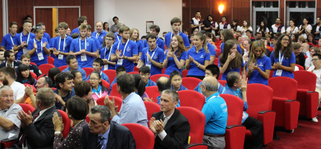 World Youth Open Championships 2015