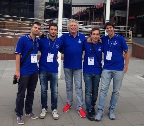 A Varsavia i Campionati Europei Universitari
