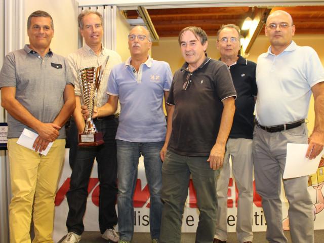 Torneo di Rastignano 2015: vince la squadra Giannessi