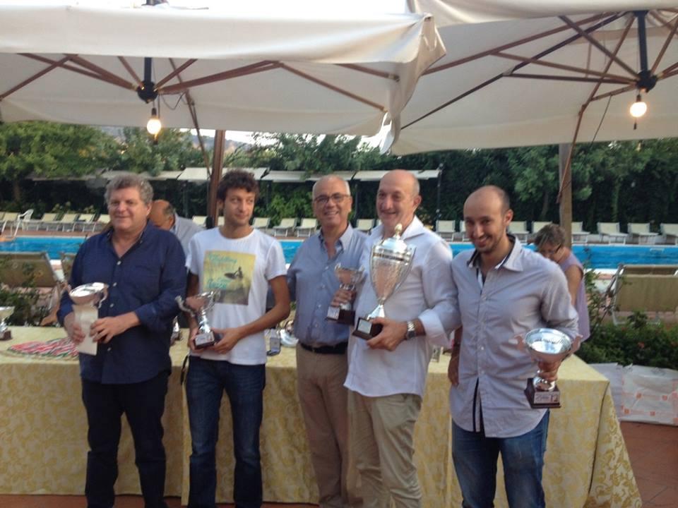 Torneo Nazionale a Squadre di Reggio Calabria: oro a FAILLA