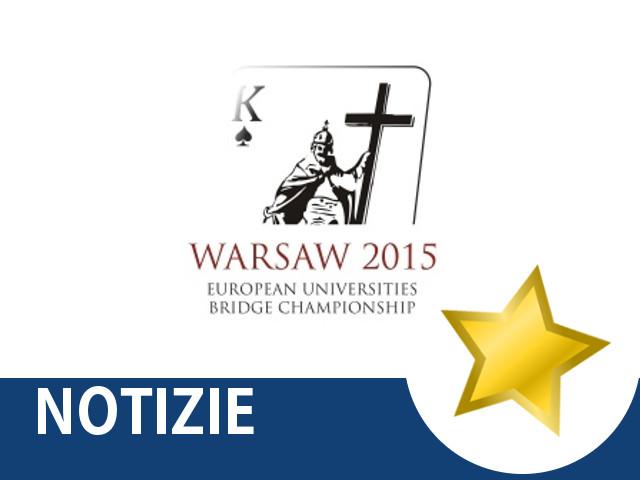 Concluso il Campionato Europeo Universitario