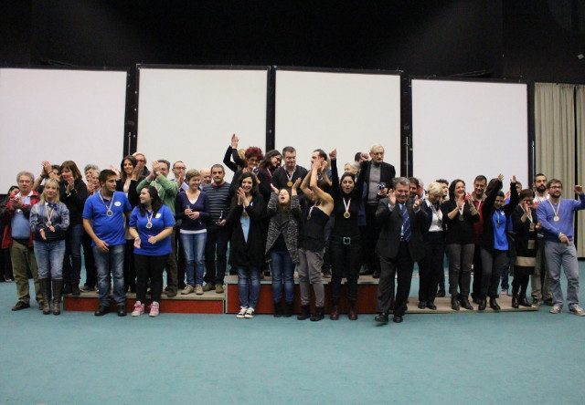 Campionato Allievi e Trofeo a Squadre Miste e Signore NC, 3ª e 4ª categoria: i vincitori