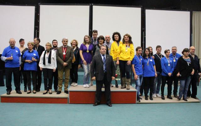 Campionato Allievi e Trofeo a Coppie Miste e Signore NC, 3ª e 4ª categoria: i vincitori