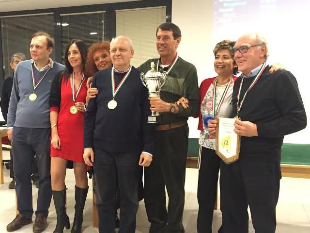 Campionato Regionale a Squadre Miste in Lombardia