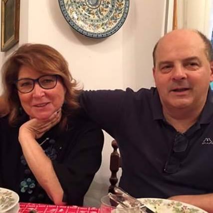 Antonella Soresini ed Enrico Guglielmi