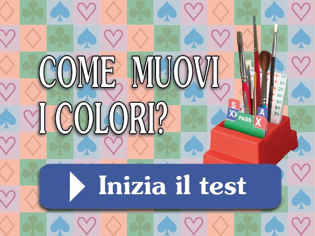 Quiz: come muovi i colori?