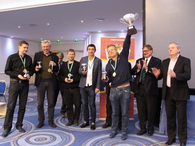 European Winter Games Winners