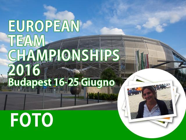 Campionati Europei a Squadre: foto