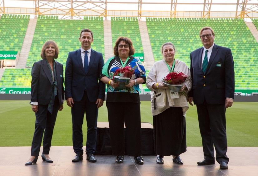 Concluso il Campionato Europeo a Coppie femminili