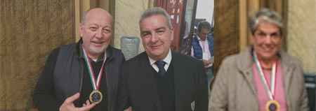 Giuliano Tirelli e Brunilde Lovetti