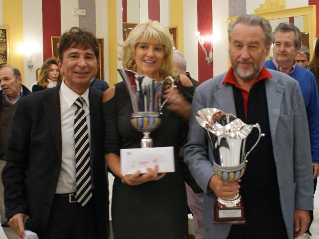 I vincitori del Torneo di Bologna a coppie
