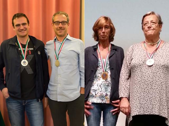 Campionato italiano a Coppie: il board dell'oro